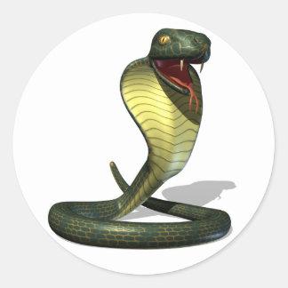 Cobra Stickers
