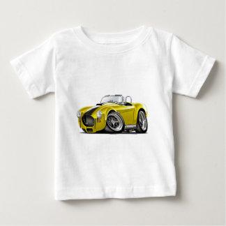 Cobra Yellow-Black Car Infant T-Shirt
