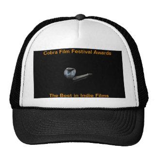 CobraSnake-001, Cobra Film Festival Awards, Cob... Cap