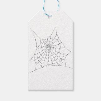 Cobweb Gift Tags