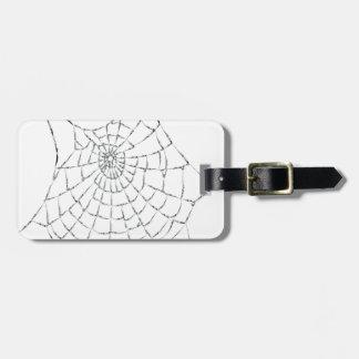 Cobweb Luggage Tag