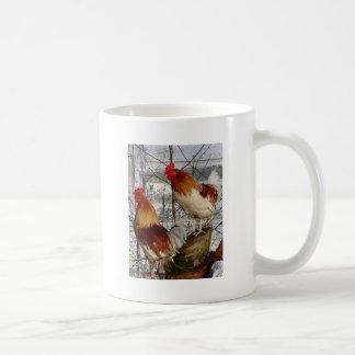 Cock-a-doodle-do Mug
