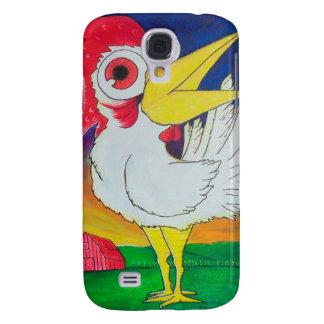 Cock-A-Doodle-Doo Samsung Galaxy S4 Case