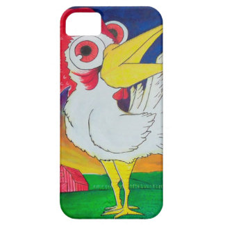 Cock-A-Doodle-Doo iPhone 5 Cover
