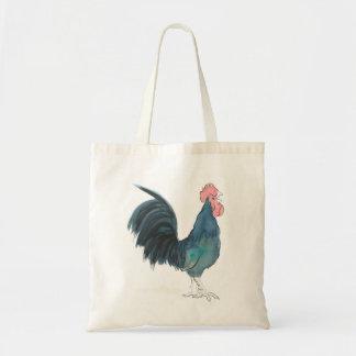 Cock-a-doodle-doo Cockerel shopping bag