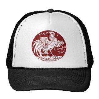 Cock-a-Doodle-Doo Mesh Hats