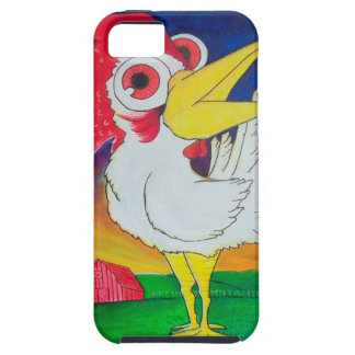 Cock-A-Doodle-Doo iPhone 5 Case