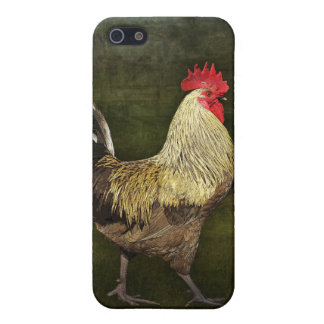 Cock-A-Doodle-Doo iPhone 5/5S Case