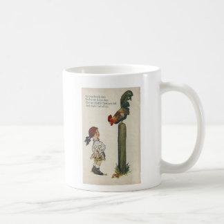 Cock-a-doodle-doo Mugs