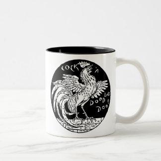 cock-a-doodle-doo mug