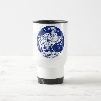 Cock-a-Doodle-Doo Coffee Mugs