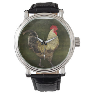 Cock-a-doodle-doo Watches