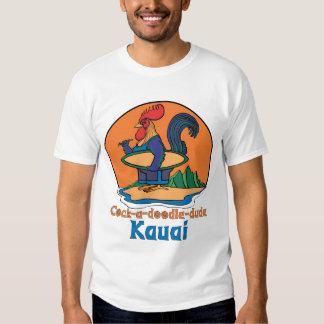 cock-a-doodle dude tshirt