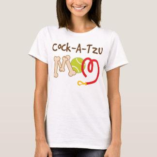 Cock-a-Tzu Dog Breed Mom Gift T-Shirt