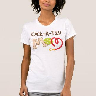 Cock-a-Tzu Dog Breed Mom Gift T Shirt