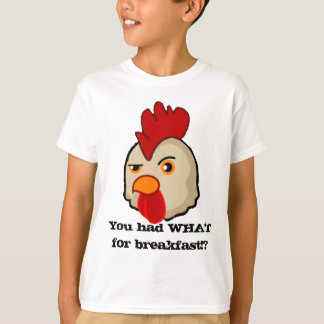 Cock With Attitude T-Shirt