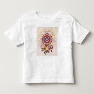 Cockade, emblem of 1848 tshirt