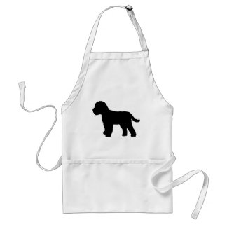 Cockapoo Dog Standard Apron