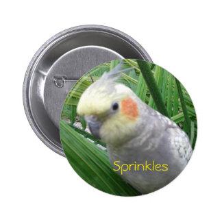 Cockatiel Pins