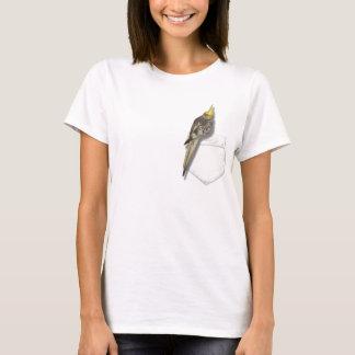 Cockatiel In Your Pocket T-Shirt