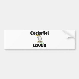 Cockatiel Lover Bumper Sticker