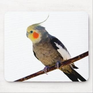 Cockatiel Mouse Pad