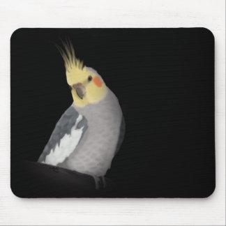 Cockatiel Mousepad (Landscape)