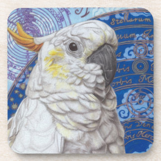 Cockatoo Art Coasters - Set of 6