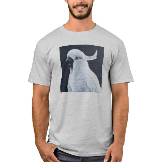 Cockatoo B&W T-shirt