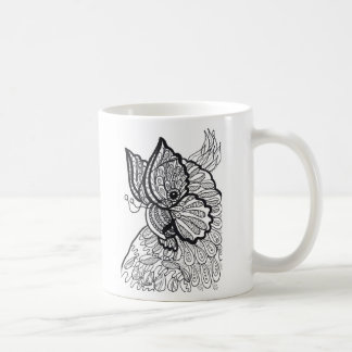 Cockatoo Butterfly 1 Mug