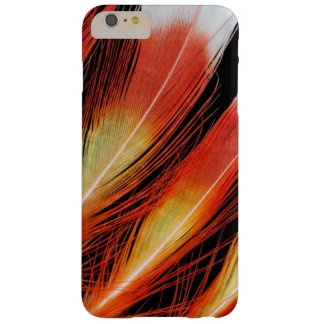 Cockatoo Feather Pattern Barely There iPhone 6 Plus Case