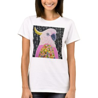 Cockatoo She-General T-shirt