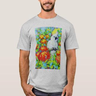 Cockatoo Waratah T-shirt