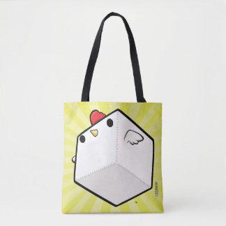 Cockblock tote bag