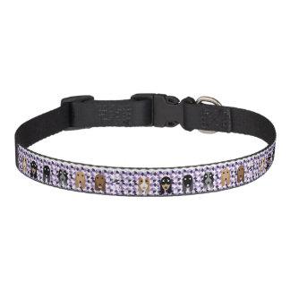 Cocker Crew Purple Pet Collar