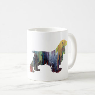Cocker Spaniel Art Coffee Mug