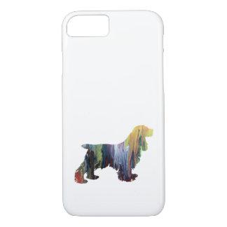 Cocker Spaniel Art iPhone 7 Case