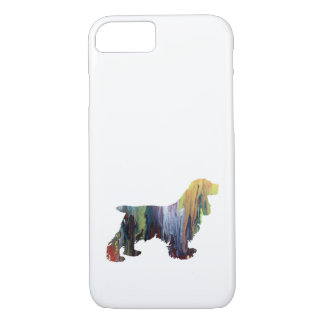 Cocker Spaniel Art iPhone 8/7 Case