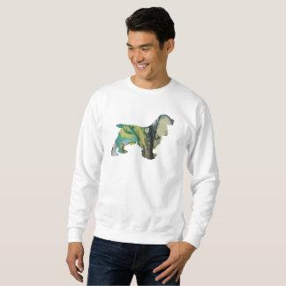 Cocker Spaniel Art Sweatshirt