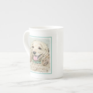 Cocker Spaniel (Buff) Tea Cup