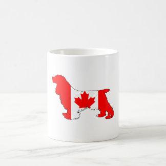 Cocker Spaniel Canada Coffee Mug