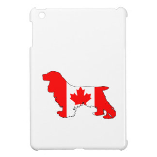 Cocker Spaniel Canada Cover For The iPad Mini