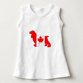 Cocker Spaniel Canada Dress