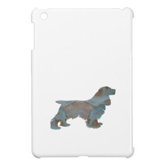 Cocker spaniel iPad mini case