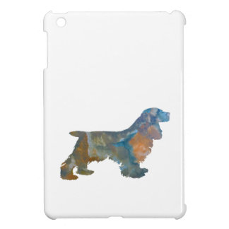 Cocker Spaniel iPad Mini Cases