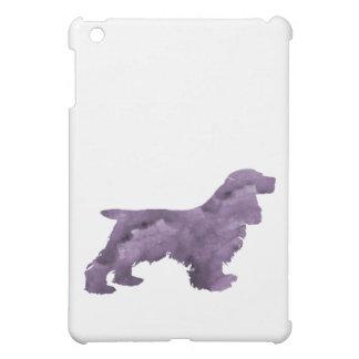 Cocker Spaniel iPad Mini Cover