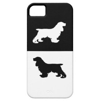 cocker spaniel iPhone 5 cases