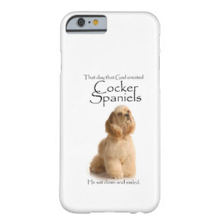 Cocker Spaniel iPhone 6 case