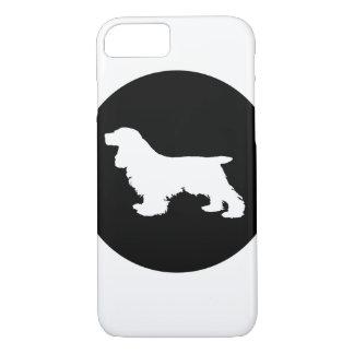 cocker spaniel iPhone 8/7 case