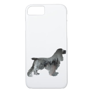 Cocker Spaniel iPhone 8/7 Case